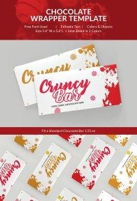 25+ Excellent Chocolate Packaging Designs | Free & Premium ...