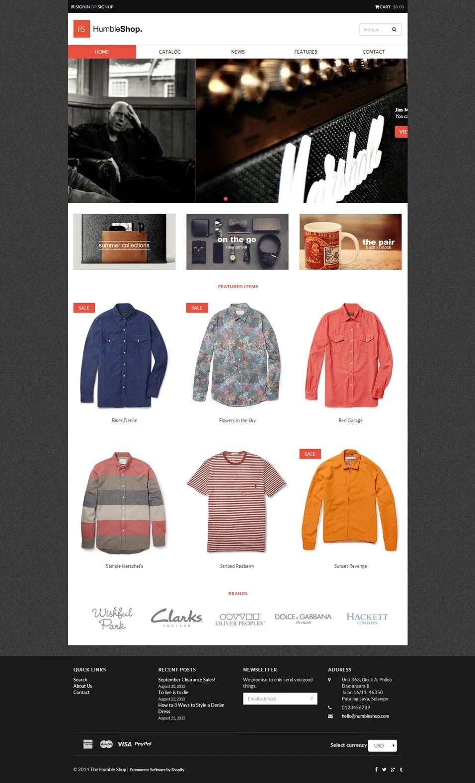 Best SEO Shopify Themes  Free  Premium Templates