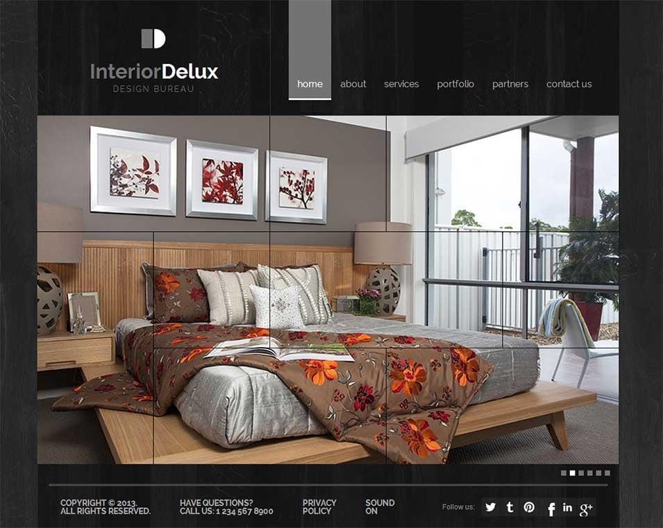 sample living rooms corner furniture for room 40+ interior design website templates | free & premium ...