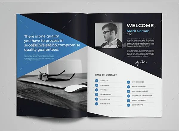24 Best Advertising Brochure Templates Free & Premium
