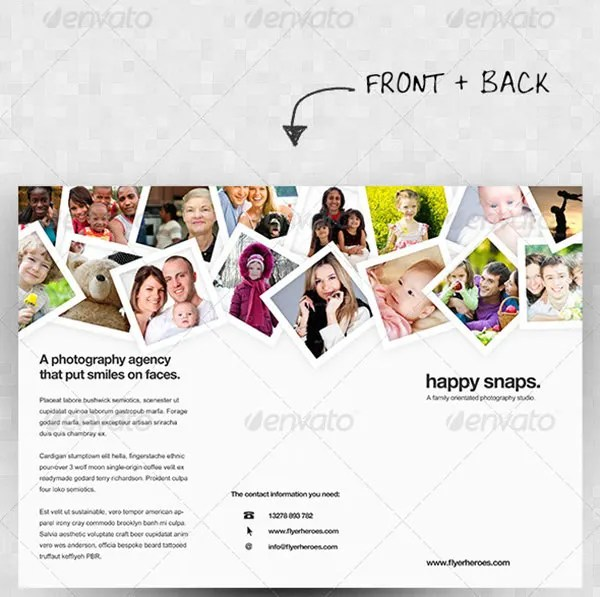 71 HD Brochure Templates Free PSD Format Download Free