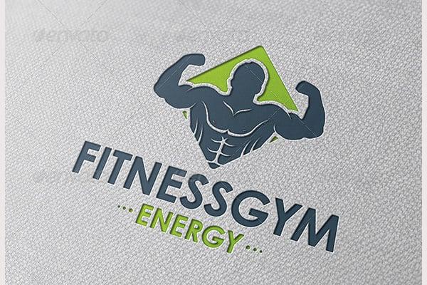 gym fitness logo template ndash 84 psd format download free premium