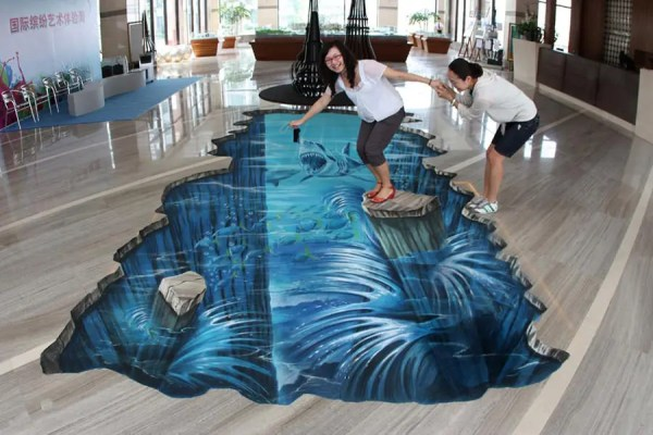 100+ Amazing Street Art Paintings with 3D Effects | Free ...