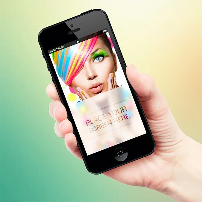 Download Iphone Mock Up Psd Free Yellowimages