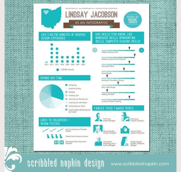 graphic design sample resumes