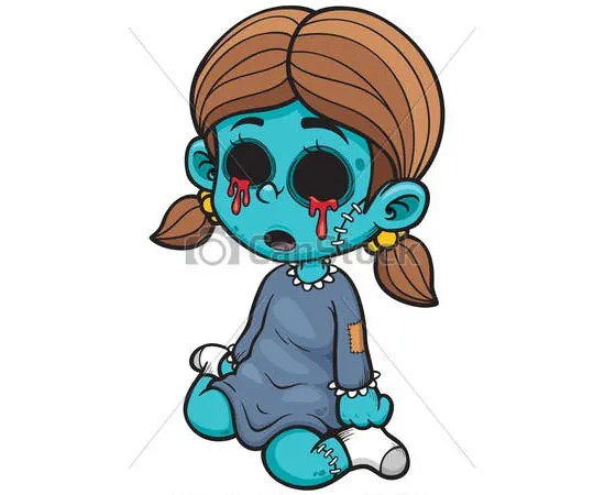 Cute Baby Girl Wallpaper Free Download 70 Best Premium Scary Zombie Vectors Download Free Free