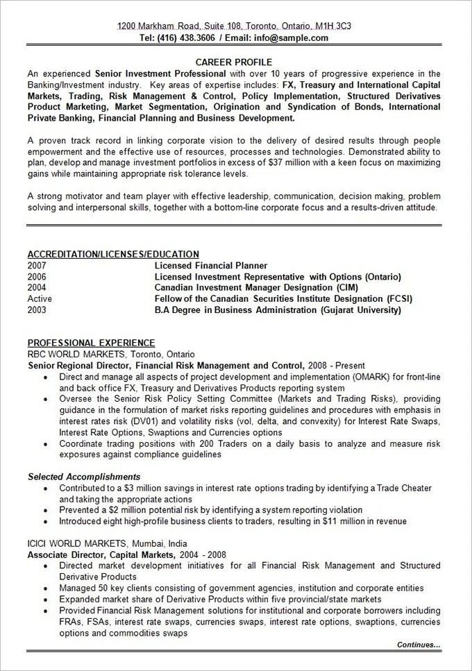 49 Best Resume Formats PDF DOC Free & Premium Templates