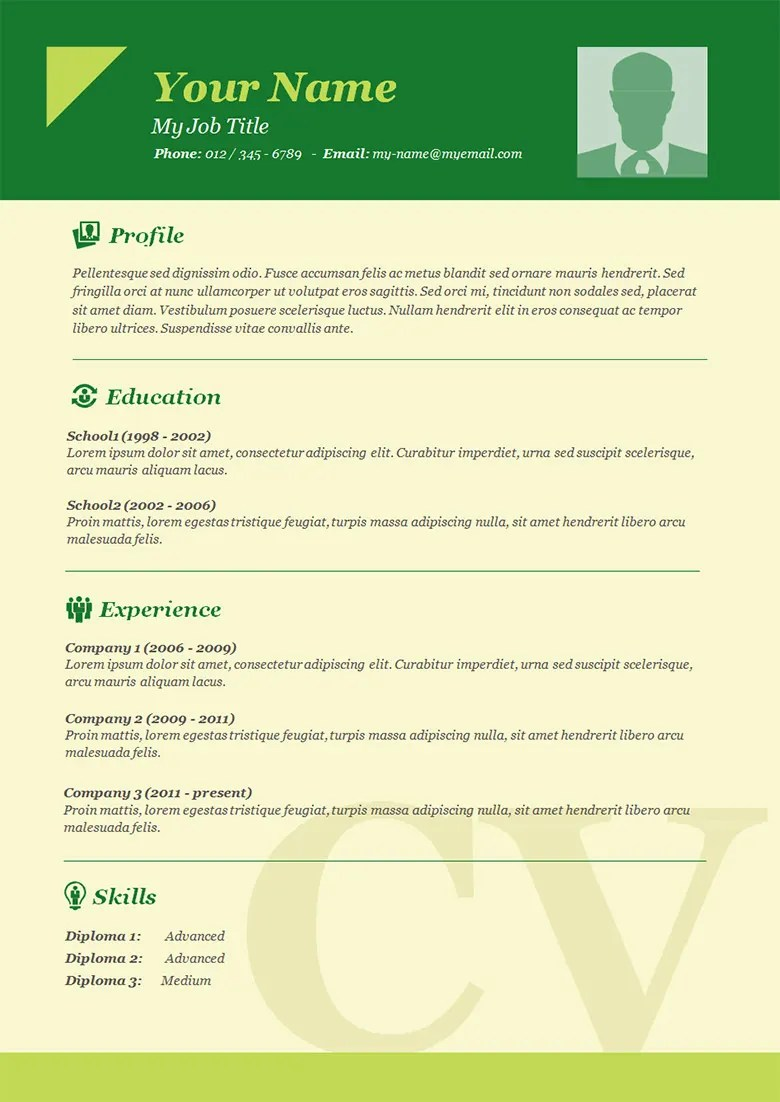 Format Resume Word 70 Basic Resume Templates Pdf Doc Psd Free Premium Templates