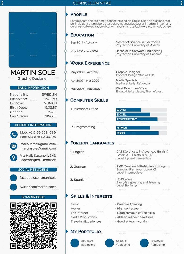 microsoft word engineering resume template