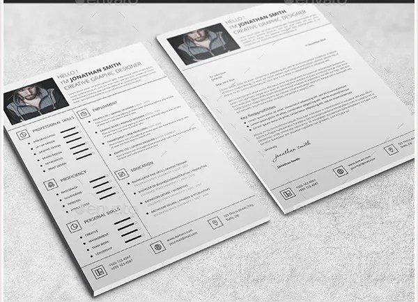 Functional Resume Template – 15+ Free Samples, Examples, Format ...