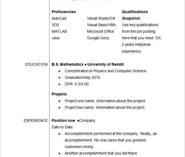 Job Cv Format, Sample Student Resume Template, Job Cv Format