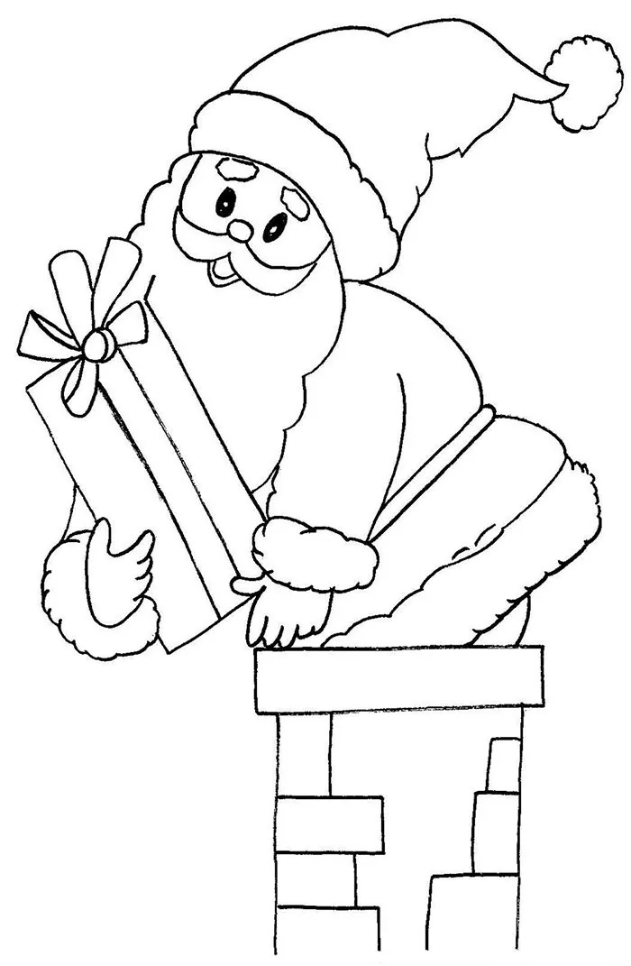 Letter To Santa Claus Template For Kindergarten Letter to