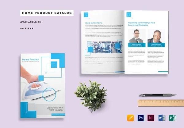 48 Professional Catalog Design Templates PSD AI Word