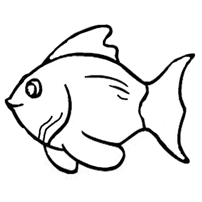 Great Fish Templates Pictures. Problem Solving With