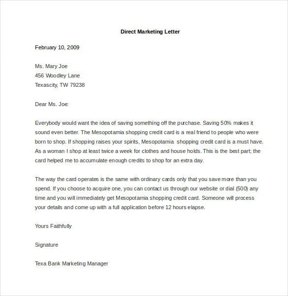 sample e mail cover letters