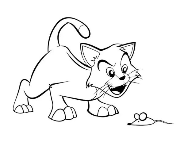 animal coloring # 36