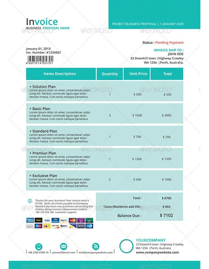 39 Best Marketing Proposal Templates Amp Samples Word