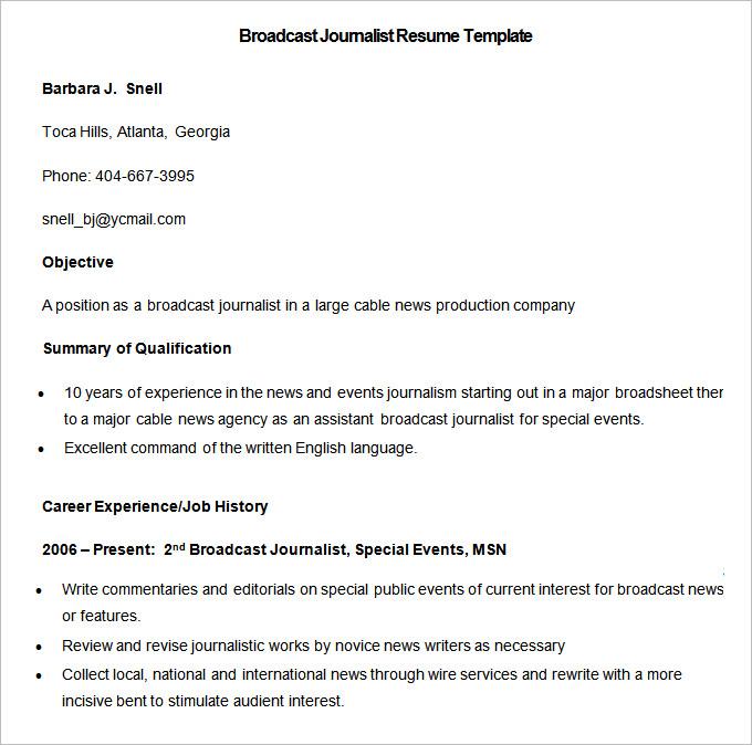 Resume Sample Template Traditional Elegance Resume Template Basic