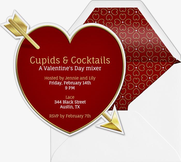 22 Best Valentine Invitation Templates PSD AI Free