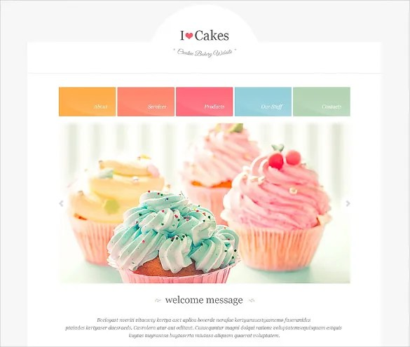 35 Bakery Website Themes Templates Free Premium Templates