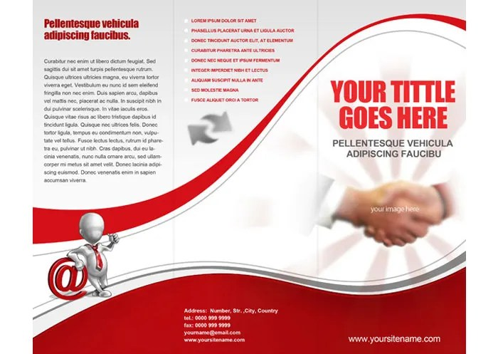 Tri Fold Brochure Template  45 Free Word PDF PSD EPS InDesign Format Download  Free