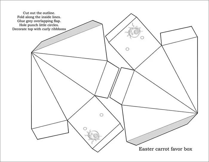 Box templates free download
