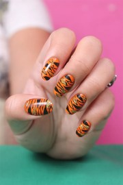 easy and amazing nail art design