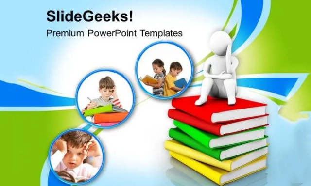 free animated powerpoint backgrounds education | background slide, Powerpoint templates