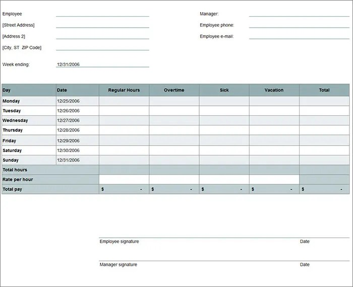 work time sheets templates work time sheets templates