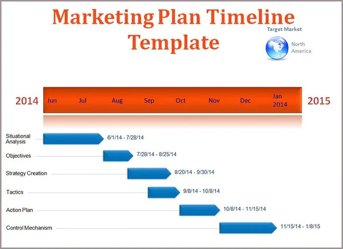 20 timeline powerpoint templates