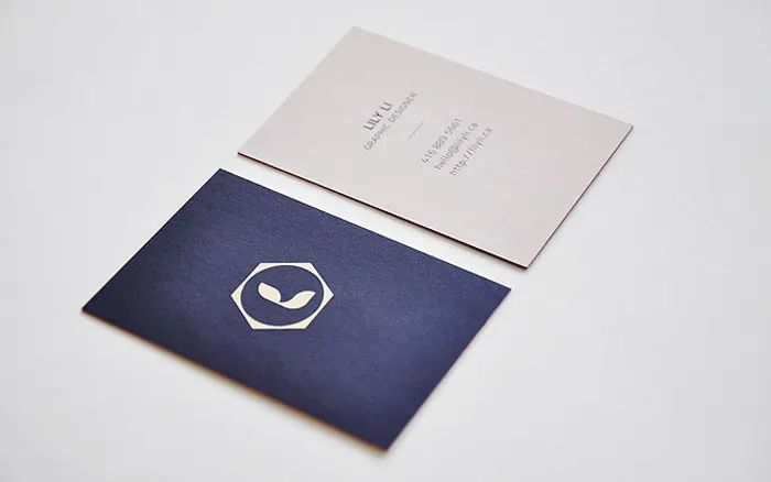 vertical business card layouts