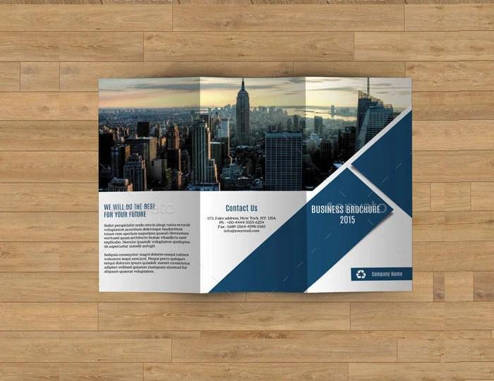 27 Free Printable Brochure Templates Free & Premium Templates