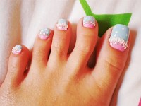 18+ Toe Nail Art Designs & Ideas
