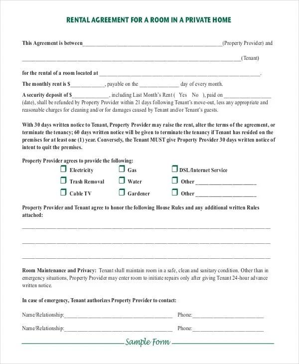 basic rental agreement - icmfortaleza.tk