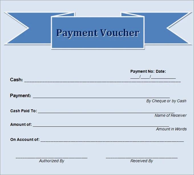 ... Payment Voucher Template Payment Voucher Template Word Cash   Cash  Receipt Voucher Word Format ...  Payment Voucher Sample