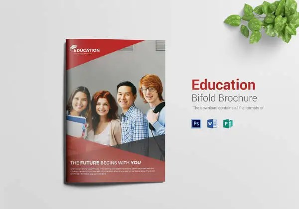 Brochure Design Templates For Education Ideal Vistalist Co