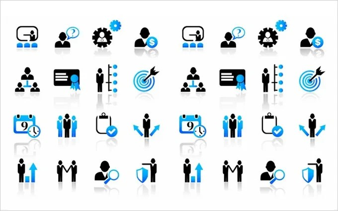 15+ Project Management Icon - Free PSD, EPS Vector Icons Download ...