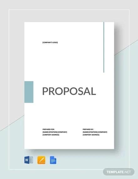 Layout Buku Keren : layout, keren, Proposal, Templates, Premium