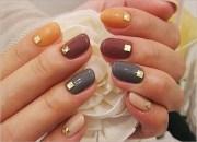 fall nail art design free