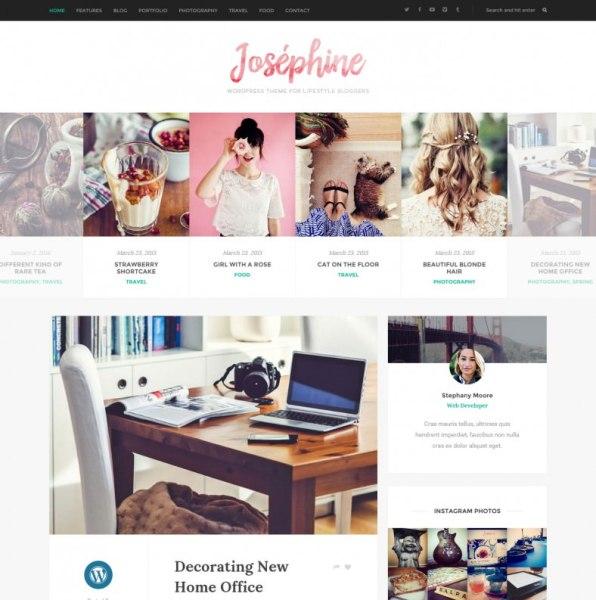 lifestyle bloggers 15+ Lifestyle Blog WordPress Themes & Templates | Free