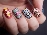 crazy sexy nail design free