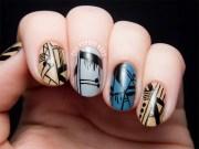 crazy and creative nail design