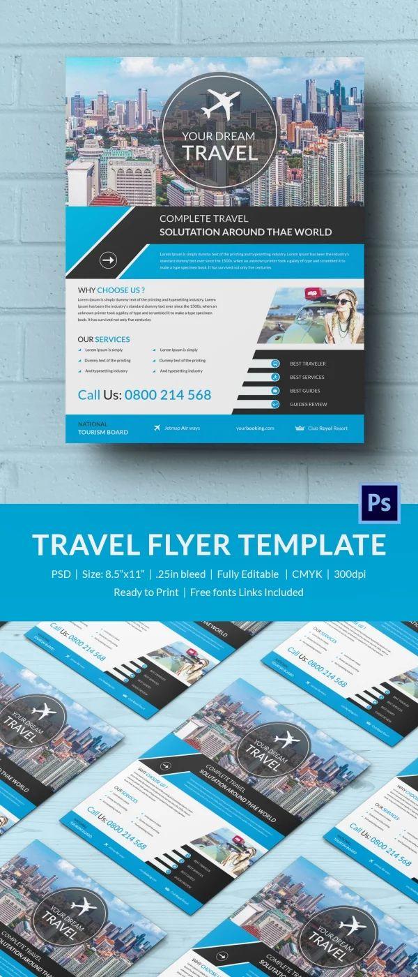 free marketing flyer templates
