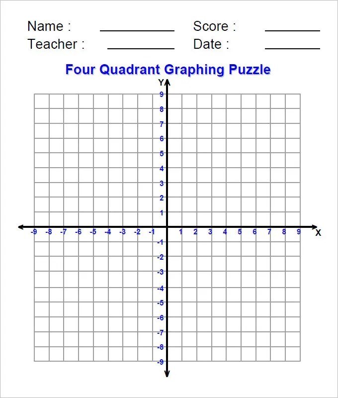 15 Coordinate Geometry Worksheet Templates