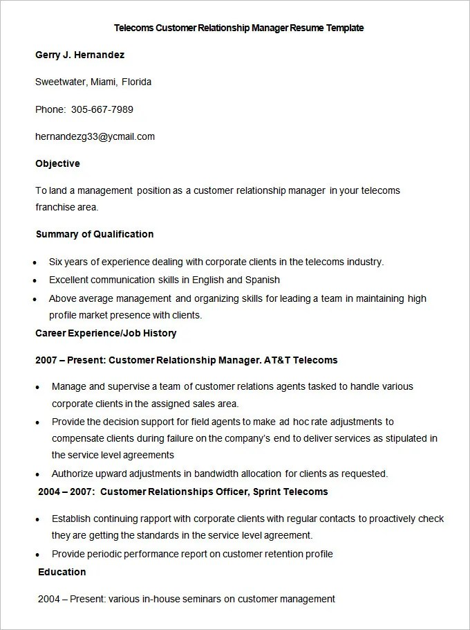 Nanny Resume Example Babysitter Resume Template 6 Free Word