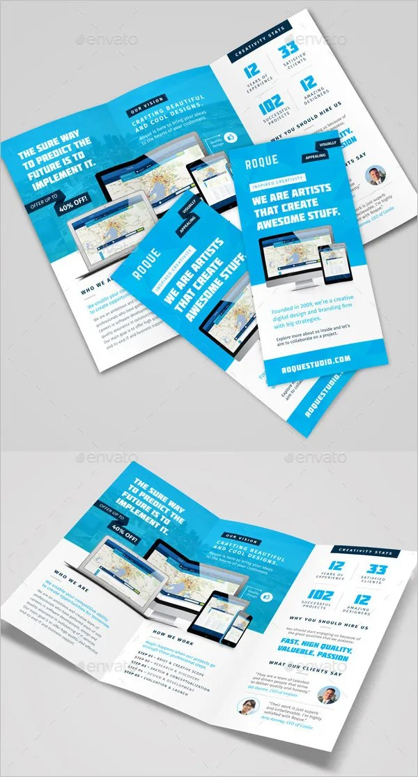 Digital Brochures Samples Ideal Vistalist Co
