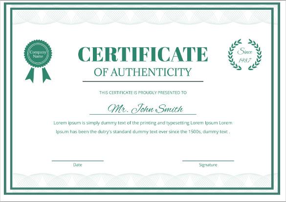 medical certificate templates