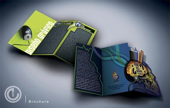 37 Amazing Brochure Design Inspirations Free & Premium Templates