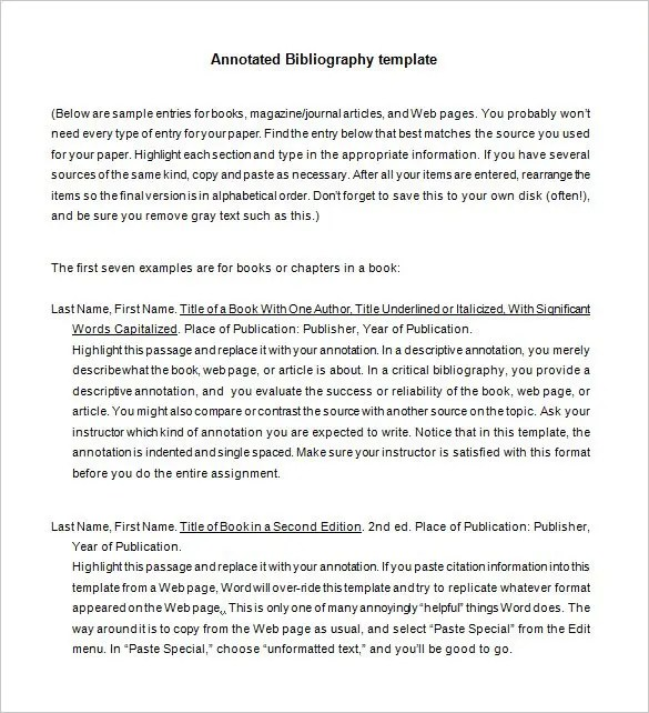annotated article sample
