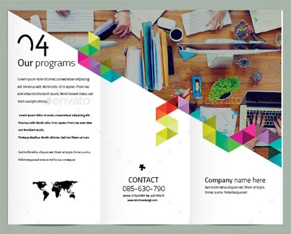27 Beautiful PSD Product Brochure Templates Free & Premium Templates